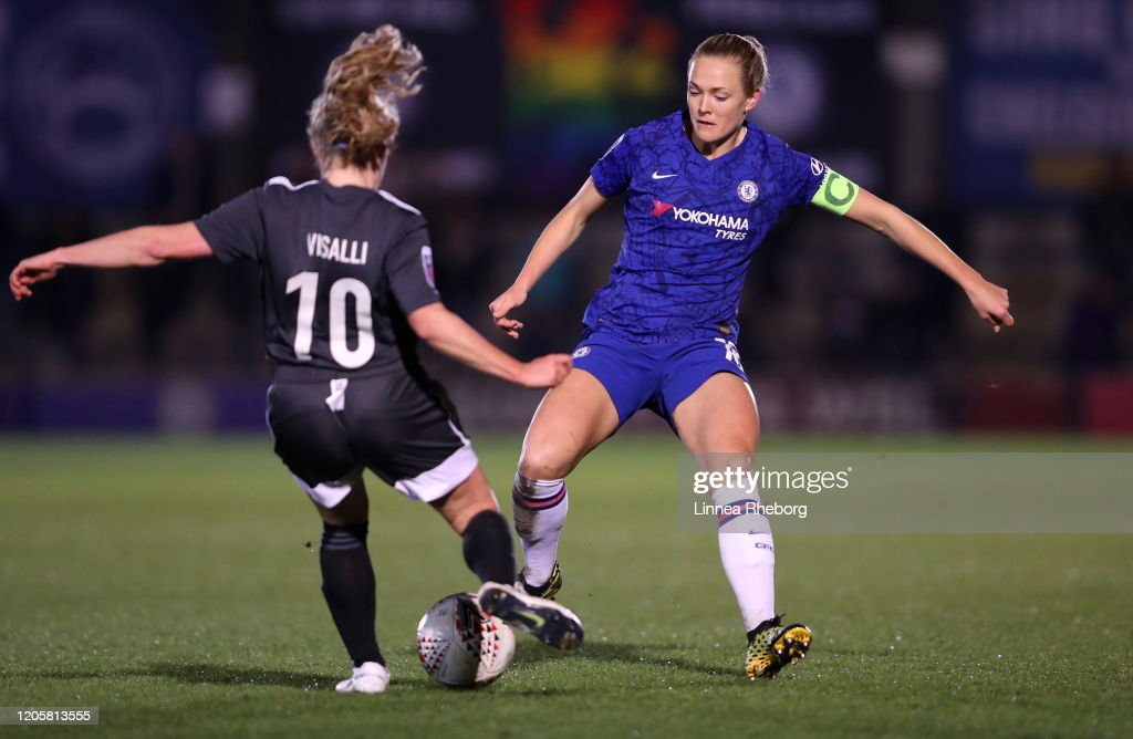 Chelsea v Birmingham City - Barclays FA Women's Super League : News Photo
