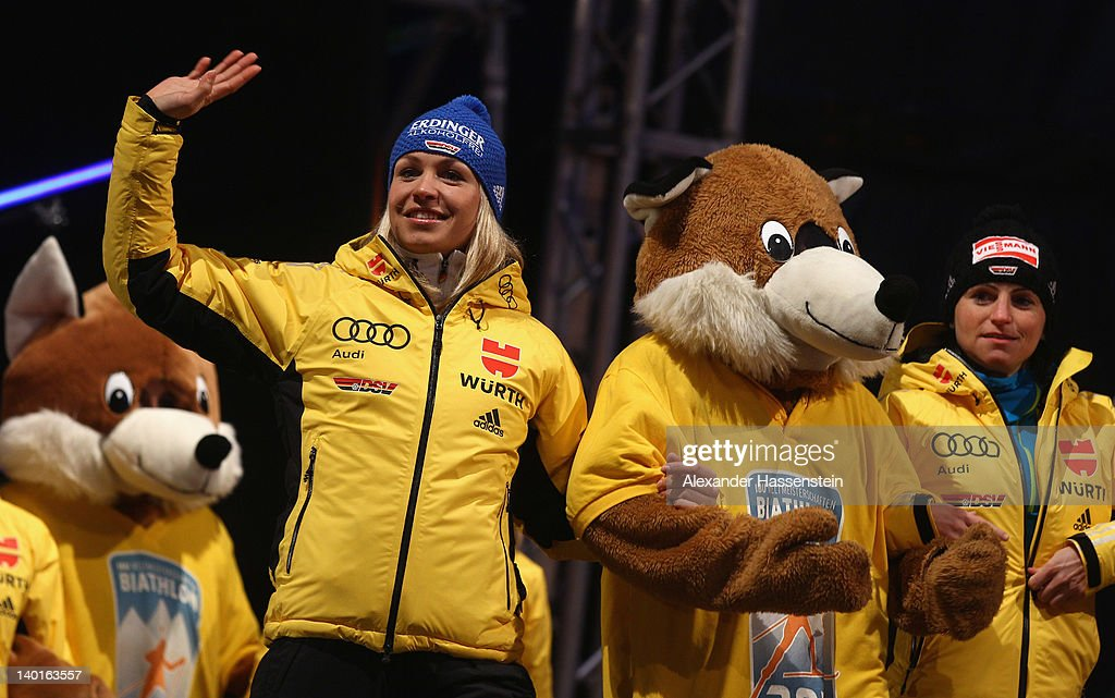 IBU Biathlon World Championships - Opening Ceremony