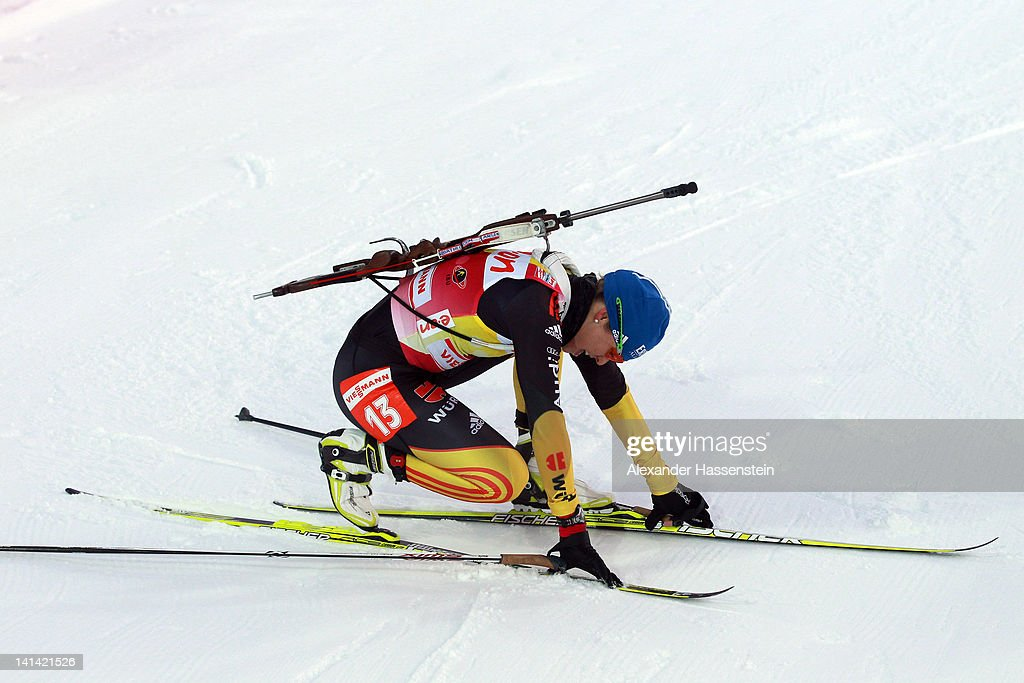 E.ON IBU World Cup 9 - Women's 7.5km Sprint