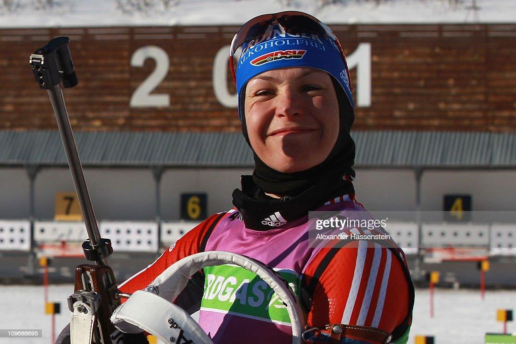 IBU Biathlon World Championships - Previews