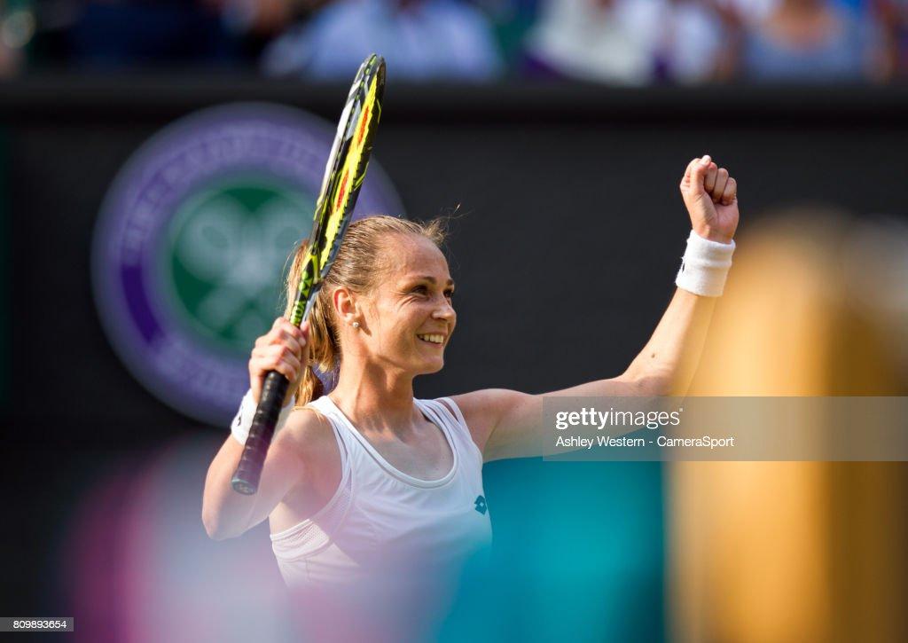 Day Four: The Championships - Wimbledon 2017 : News Photo