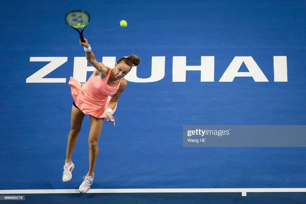 WTA Elite Trophy Zhuhai 2017 - Day 2