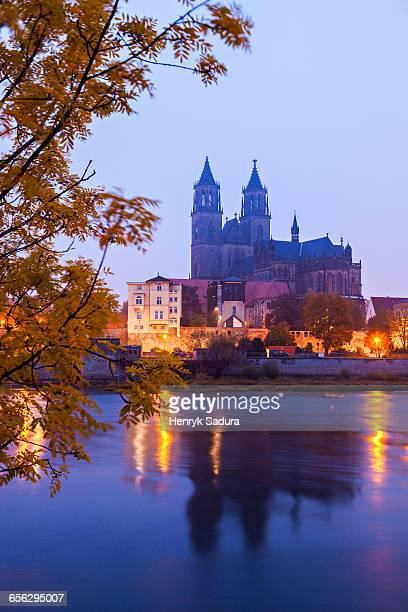 Magdeburg Cathedral Magdeburg, Lower Saxony, Germany