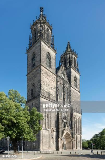 Magdeburg Cathedral, Magdeburg, Saxony-Anhalt, Germany