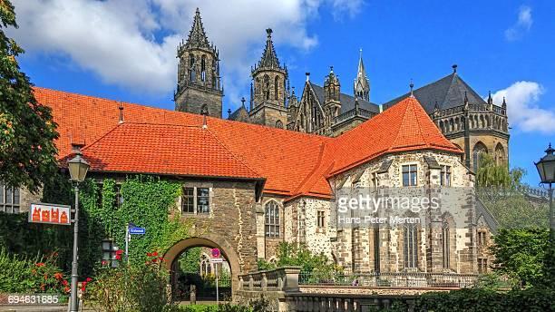 Magdeburg Cathedral, Magdeburg, Saxony-Anhalt
