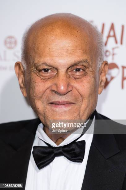 Magdi Yacoub attends the Chain Of Hope Gala Ball 2018 at Old Billingsgate on November 16 2018 in London England