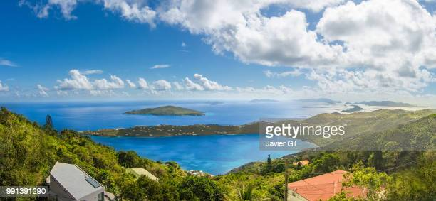 magens bay, st. thomas - magens bay stock photos and pictures