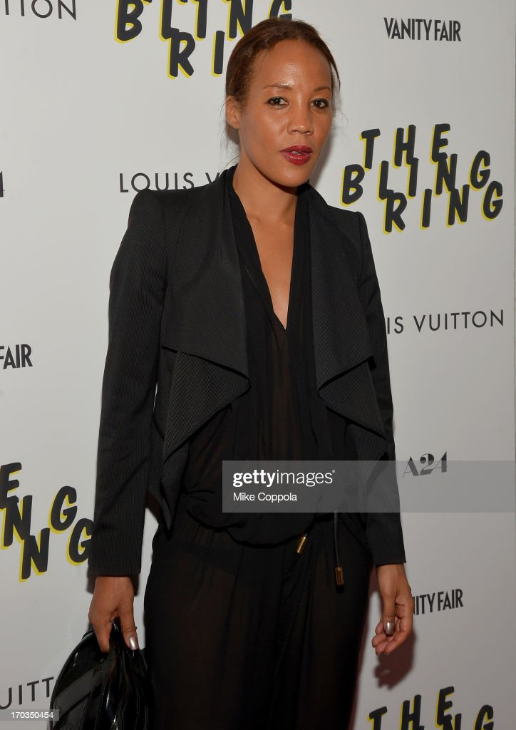 Maggie Betts attends 'The Bling Ring' screening at Paris Theatre on June 11, 2013 in New York City.