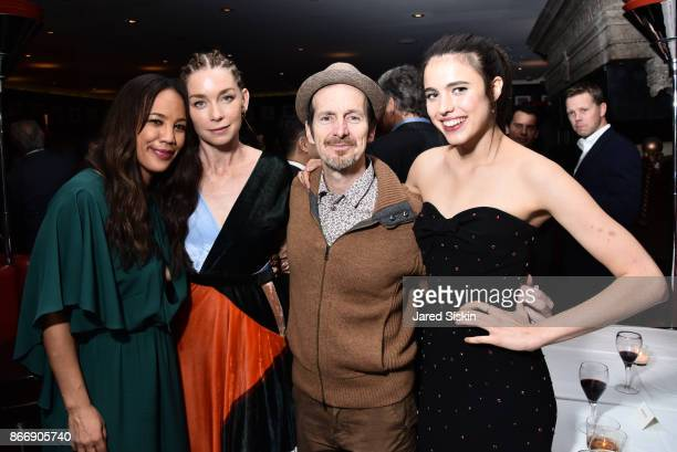 Maggie Betts Julianne Nicholson Denis O'Hare and Margaret Qualley attend Miu Miu The Cinema Society host the after party for Sony Pictures Classics'...