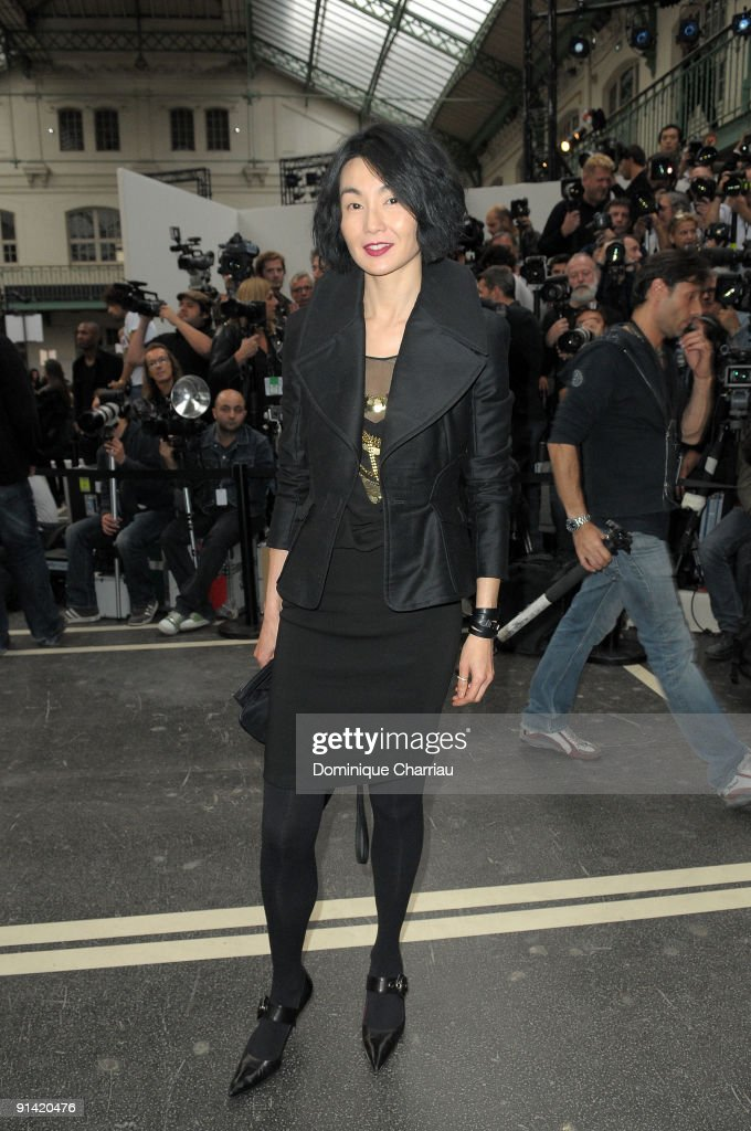 Givenchy - Paris Fashion Week Spring/Summer 2010