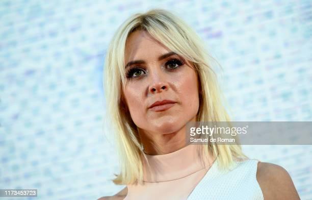 Maggie Civantos attends Estoy Vivo 3 Madrid Premiere on September 09 2019 in Madrid Spain