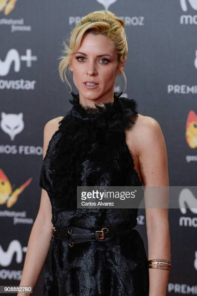 Maggie Civantos attends Feroz Awards 2018 at Magarinos Complex on January 22 2018 in Madrid Spain