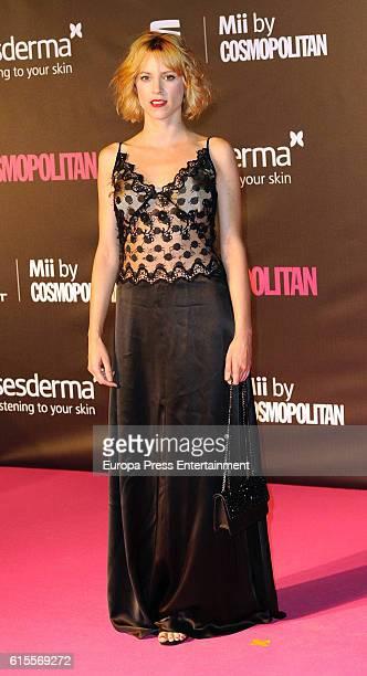 Maggie Civantos attends IX Cosmopolitan Fun Fearless Female Awards at La Riviera on October 18 2016 in Madrid Spain