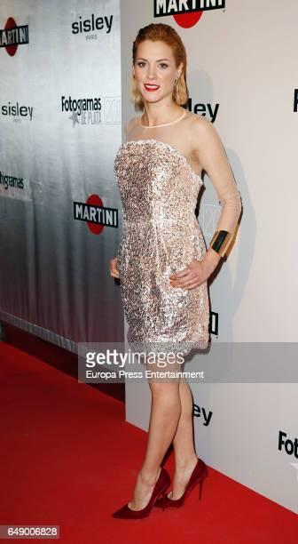 Maggie Civantos attends the Fotogramas Magazine cinema awards 2017 on