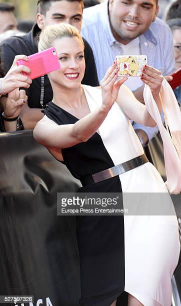 Maggie Civantos is seen during the 19th Malaga Film Festival on April 30, 2016 in Malaga, Spain.