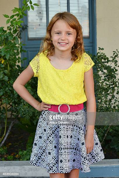 Maggie Elizabeth Jones arrives at the screening of Child Of Grace Arrivals at Raleigh Studios on August 11 2014 in Los Angeles California