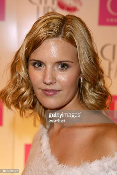 Maggie Grace at CITY Cosmetics CITY Lips CITY Face