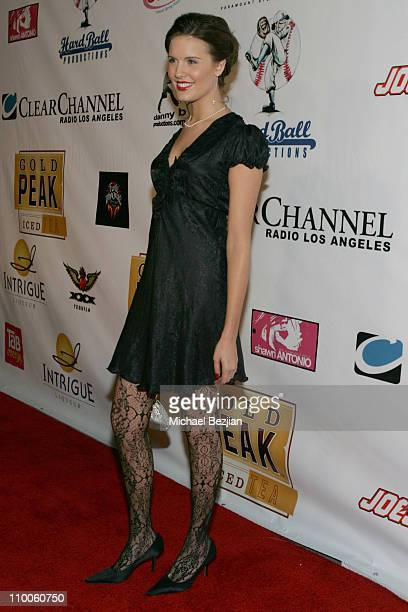 Maggie Grace during Gridlock New Year's Eve 2007 at Paramount Studios Hosted by Carmen Electra with a Live Performance by The Killers Arrivals and...