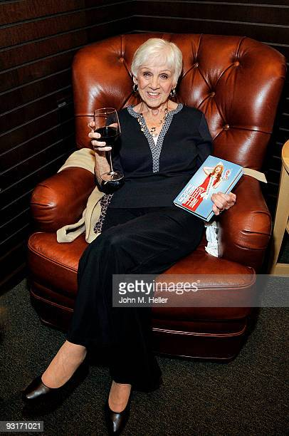 Maggie Griffin attends the signing of her daughters new book A Memoir According to Kathy Griffin at Barnes Noble at the Grove on November 17 2009 in...