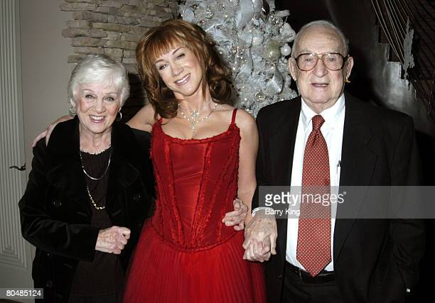 Maggie Griffin Kathy Griffin and John Griffin