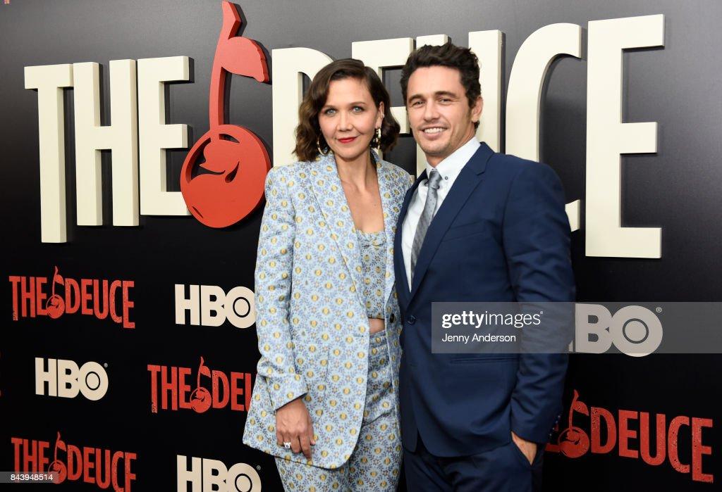 'The Deuce' New York Premiere : News Photo