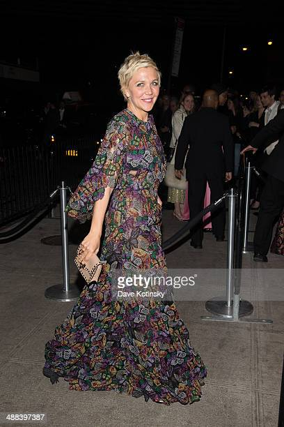 Maggie Gyllenhaal attends the Charles James Beyond Fashion Costume Institute Gala After Party>> at the The Standard Hotel on May 5 2014 in New York...