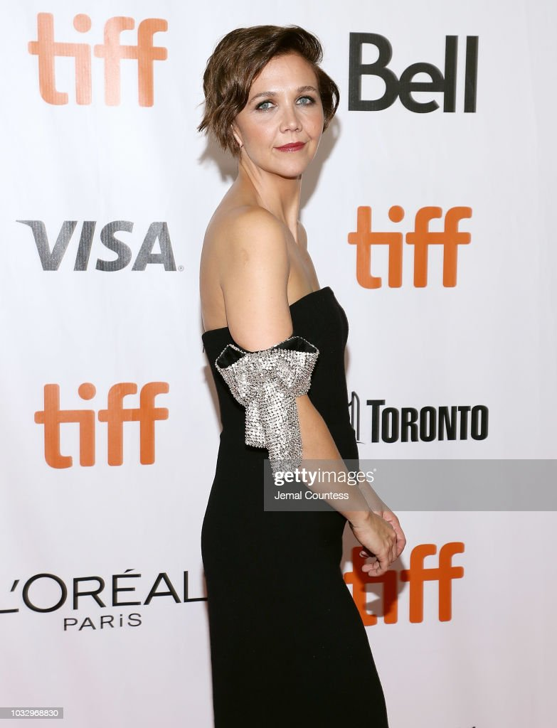 """The Kindergarten Teacher"" Red Carpet Premiere - TIFF 2018 - Toronto, ON : News Photo"