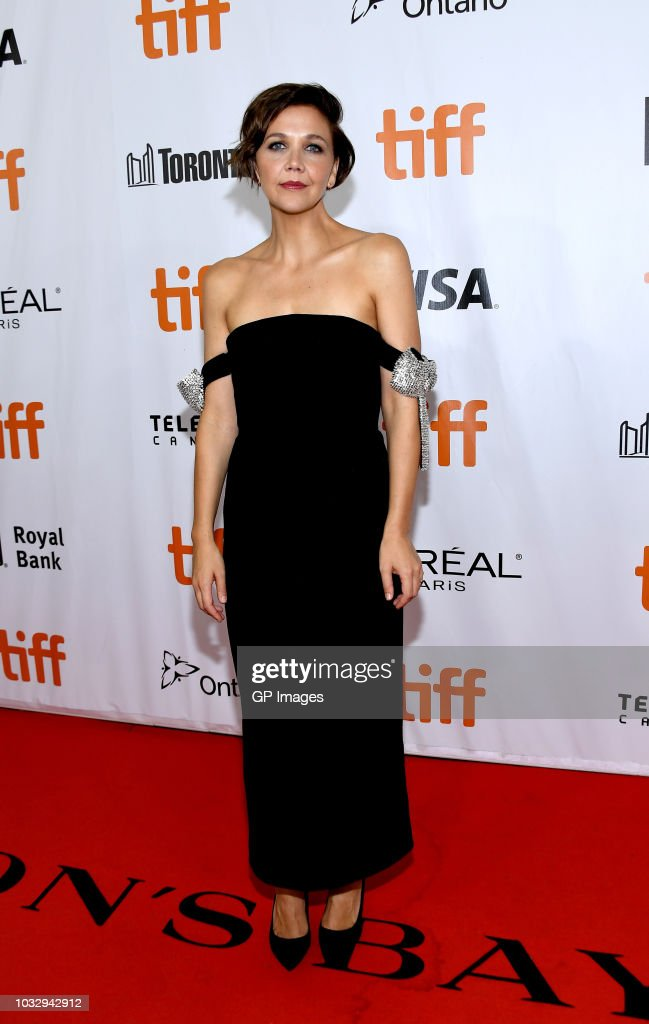 "CAN: 2018 Toronto International Film Festival - ""The Kindergarten Teacher"" Premiere - Red Carpet"