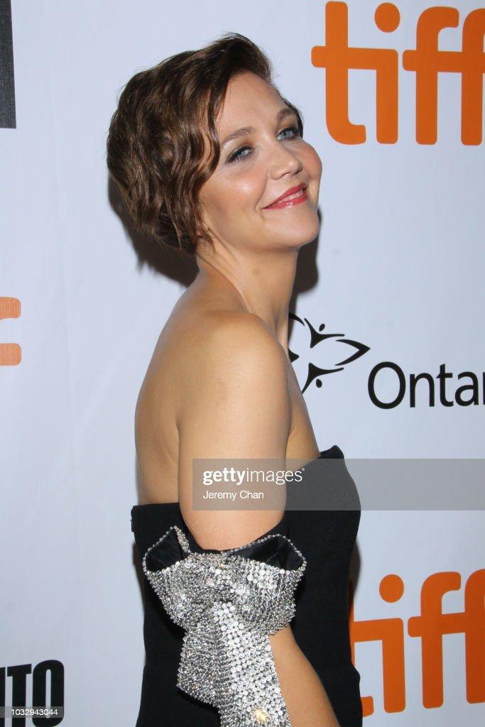 "CAN: 2018 Toronto International Film Festival - ""The Kindergarten Teacher"" Premiere - Arrivals"