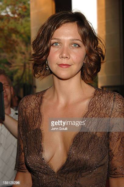 Maggie Gyllenhaal during 2005 Toronto Film Festival 'Trust The Man' Premiere at 43 Gerrard St East in Toronto Canada