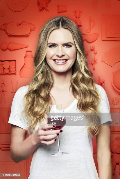 Maggie Lawson as Kay in Season 1 of OUTMATCHED premiering Thursday, January 23 on FOX.