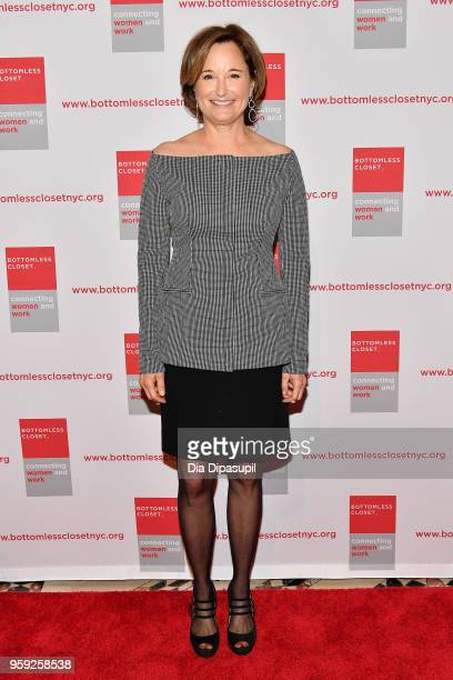 Maggie Lear attends the Bottomless Closet's 19th Annual Spring Luncheon on May 16 2018 in New York City