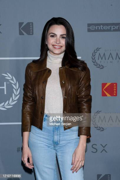 Maggie Levone arrives at 3rd Annual Mammoth Film Festival Red Carpet Monday on March 02 2020 in Mammoth Lakes California