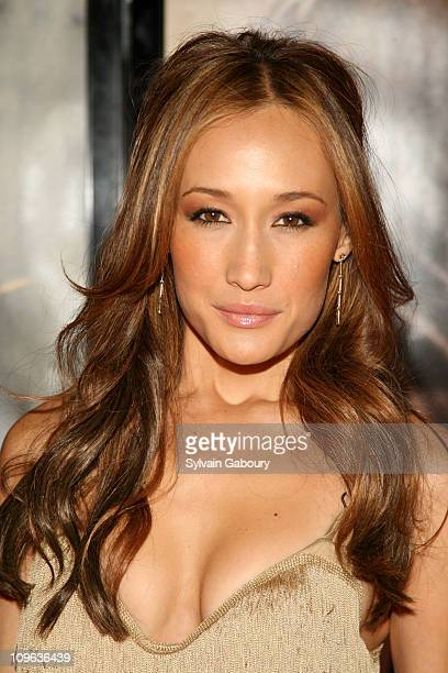 Maggie Q during Live Free or Die Hard New York City Primiere Arrivals at Radio City Music Hall at 1260 Avenue of the Americas in New York City New...