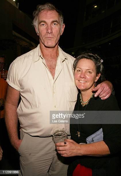 Maggie Renzi, producder and John Sayles, writer/director