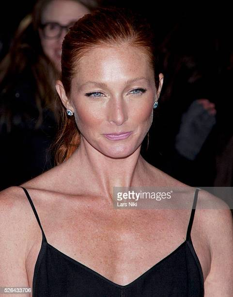 Maggie Rizer attends the '2016 amfAR' New York Gala outside arrivals at Cipriani Wall Street in New York City �� LAN