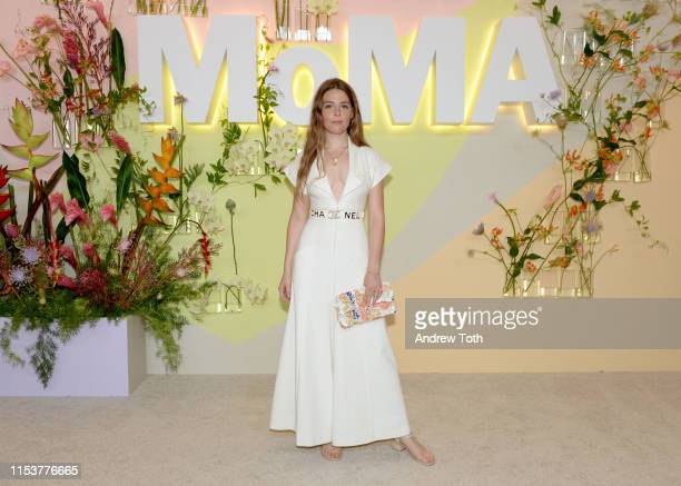 Maggie Rogers attends MoMA's Party in the Garden 2019 at The Museum of Modern Art on June 04, 2019 in New York City.