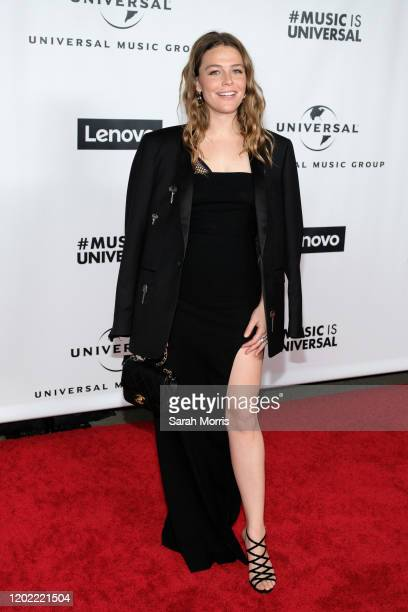 Maggie Rogers attends the 2020 Grammy after party hosted by Universal Music Group on January 26 2020 in Los Angeles California