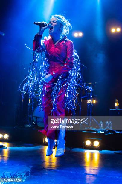 Maggie Rogers performs at KOKO on August 30 2018 in London England