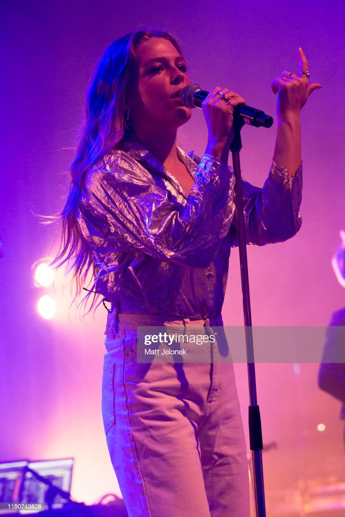 AUS: Maggie Rogers Performs In Perth