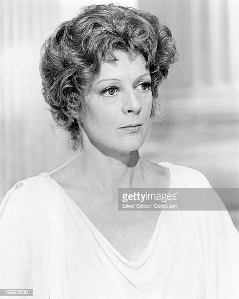 Maggie Smith as Thetis in 'Clash Of The Titans' directed by Desmond Davis 1981
