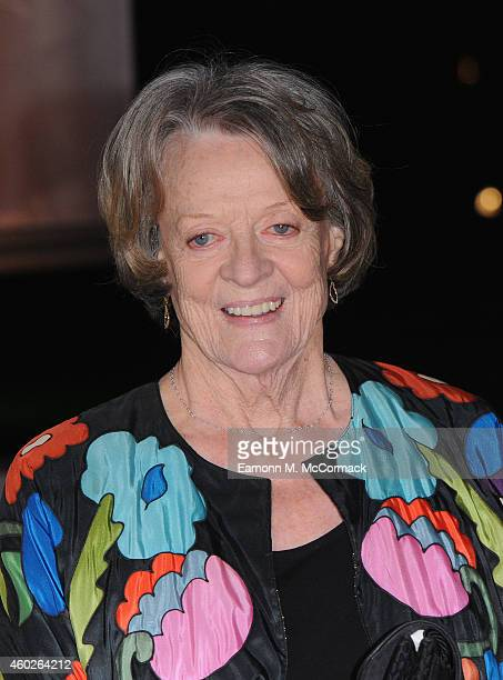 Maggie Smith attends A Night Of Heroes The Sun Military Awards at National Maritime Museum on December 10 2014 in London England