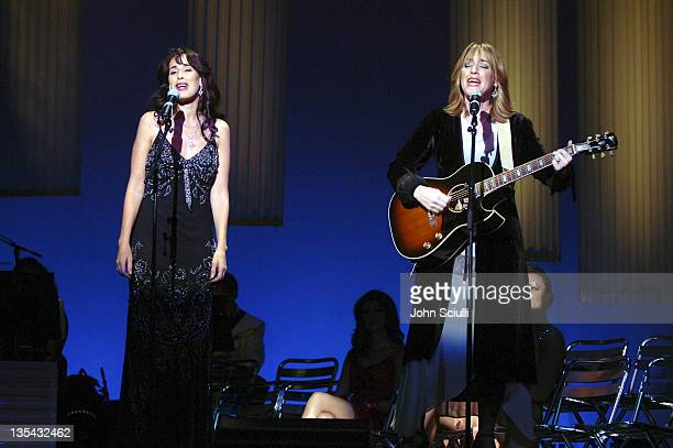 Maggie Wheeler and Kathleen Wilhoite perform Being Alive from Company