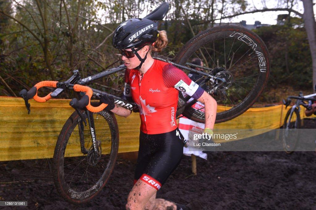 9th Superprestige Niel - Jaarmarktcross 2020 - Women Elite : ニュース写真