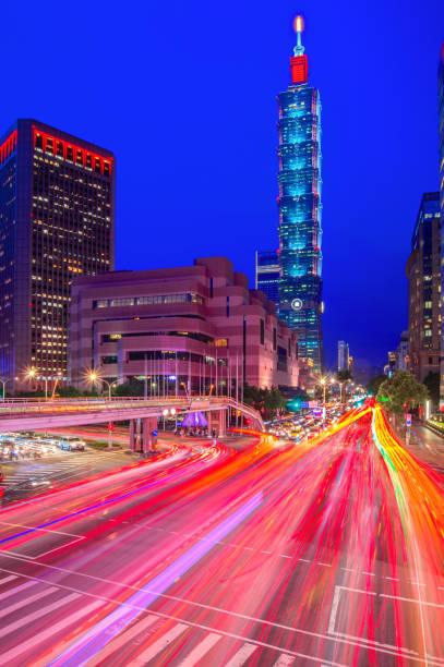 Magic Hour @ Taipei 101