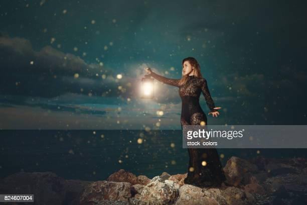 magie in de nacht