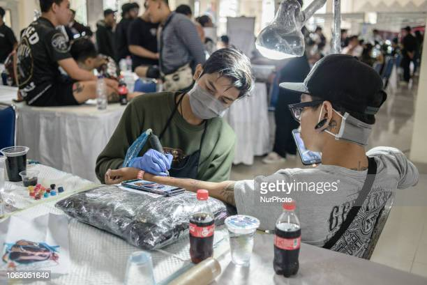 Magic Ink Tattoo Contest 2018 was held in Denpasar Bali Indonesia on November 24 2018 The contest was first held in 2010 organized by a tattoo...