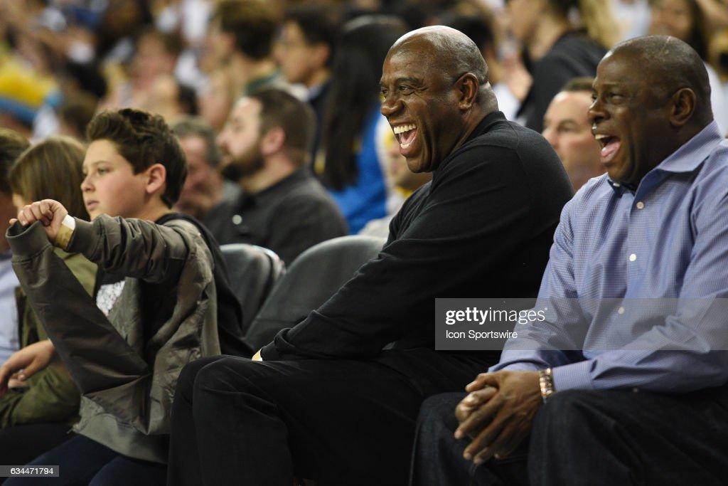 NCAA BASKETBALL: FEB 09 Oregon at UCLA : News Photo