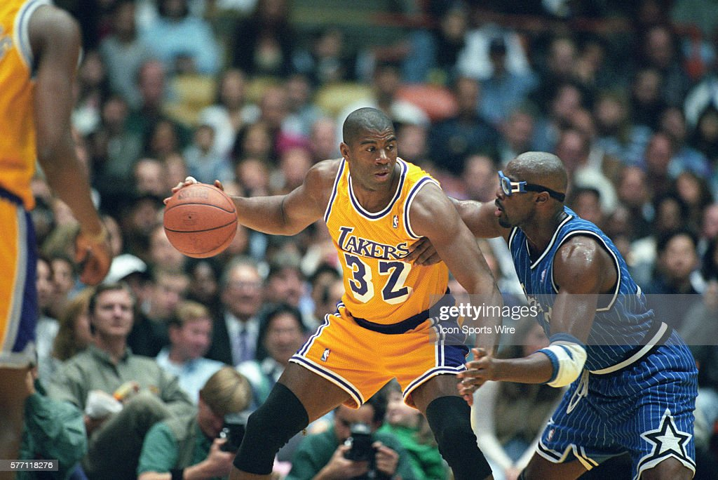 Basketball - NBA - Lakers vs. Magic : News Photo
