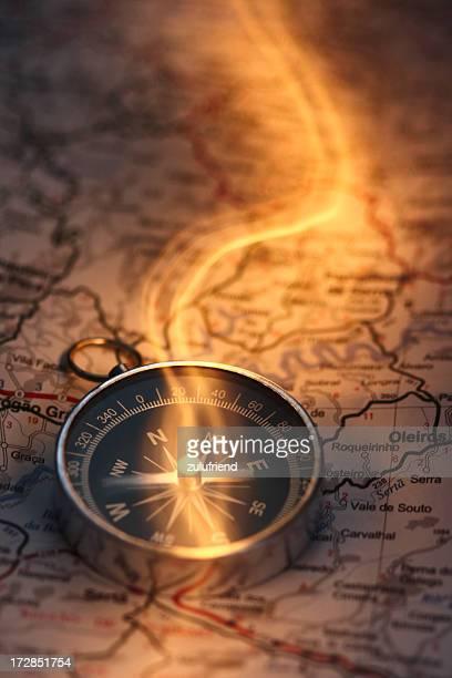 Magische Compass
